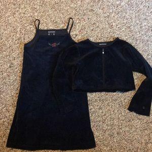 Ralph Lauren Polo Girls 2 pc Dress & Jacket Size 6